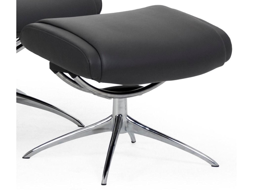 Stressless ParisStandard Star Base Ottoman