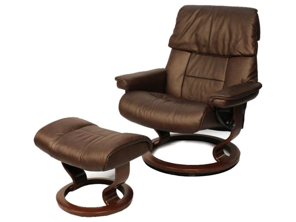 Stressless by Ekornes RUBYSTRESSLESS RUBY CLASSIC SMALL CHAIR