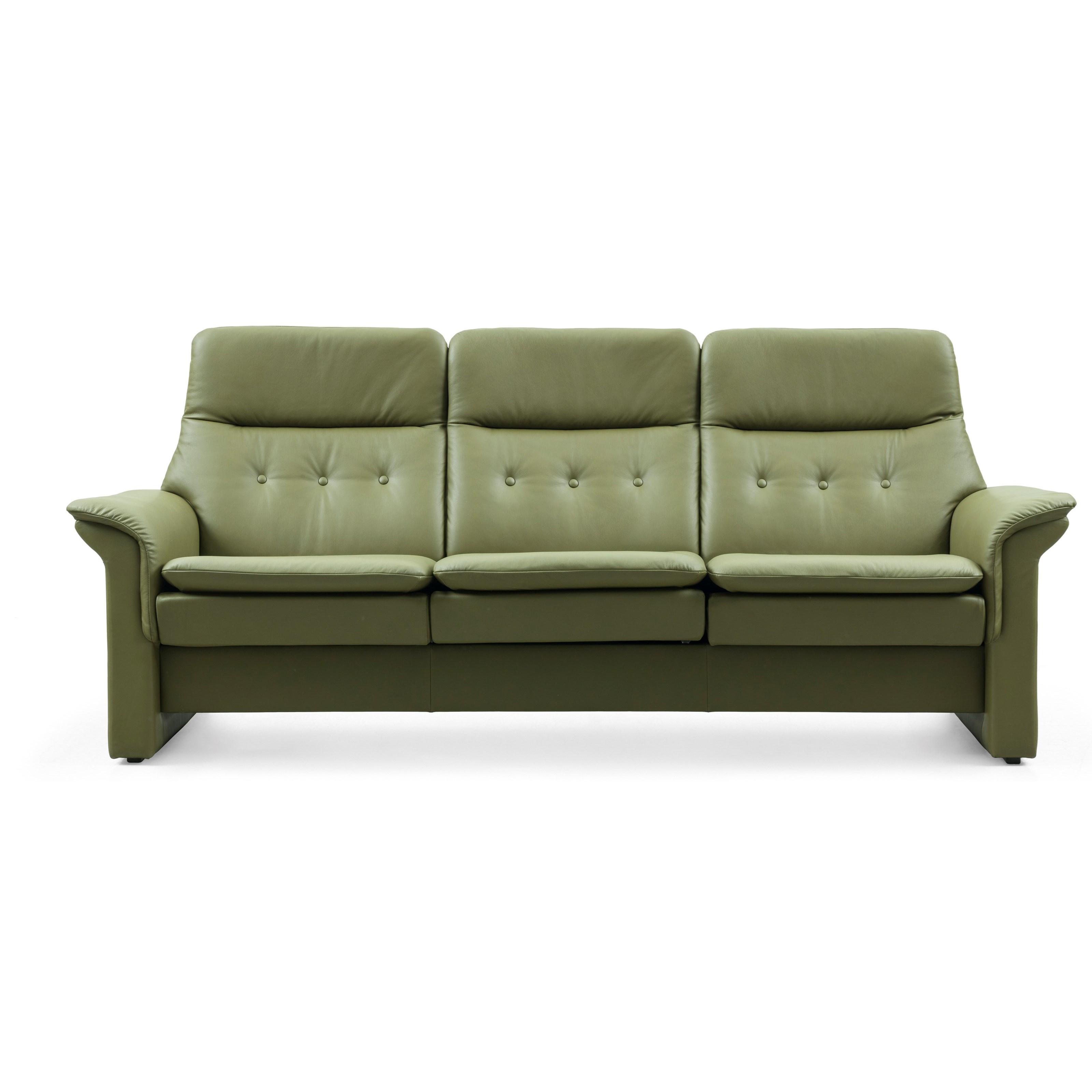 Saga High Back Reclining Sofa By Stressless