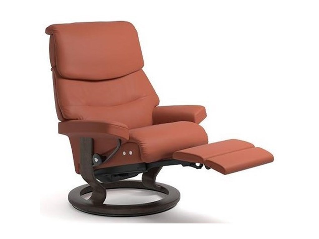 Stressless CapriMedium LegComfort Chair with Classic Base
