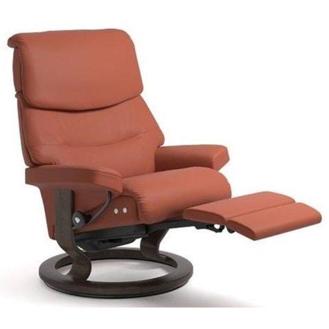 Stressless CapriMedium LegComfort Chair with Classic Base