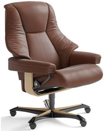 Stressless Live Office Chair Boulevard Home Furnishings Task Chairs