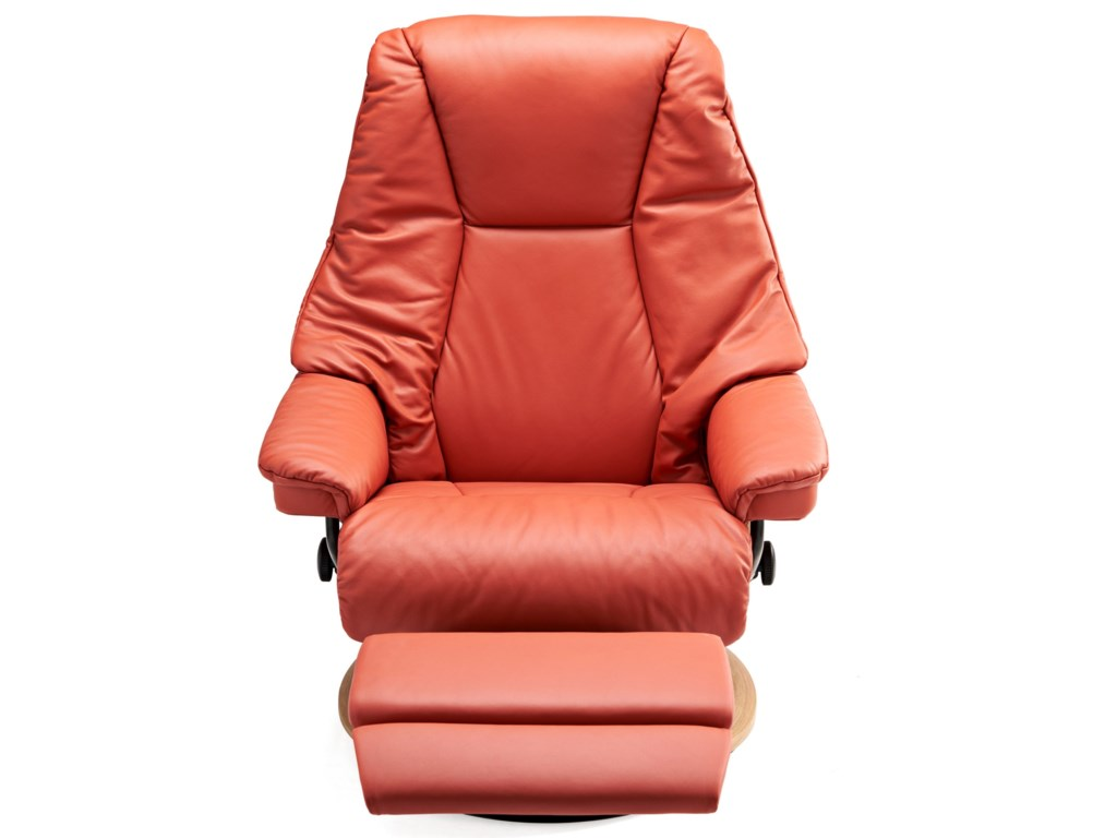 Stressless LiveLarge LegComfort Chair with Classic Base