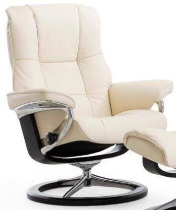 Stressless MayfairMedium Reclining Chair with Signature Base