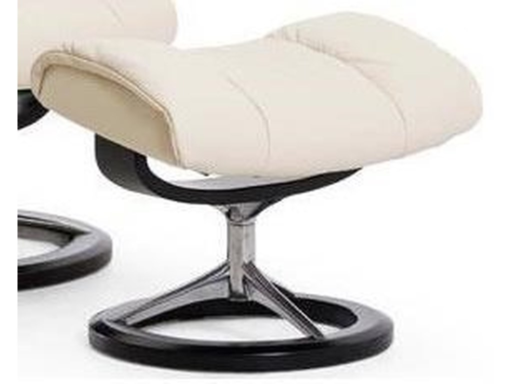 Stressless MayfairSignature Base Ottoman
