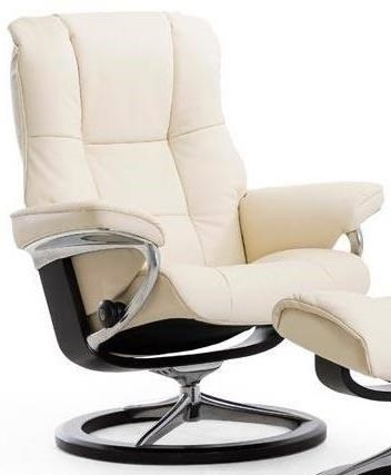 Stressless MayfairLarge Reclining Chair with Signature Base