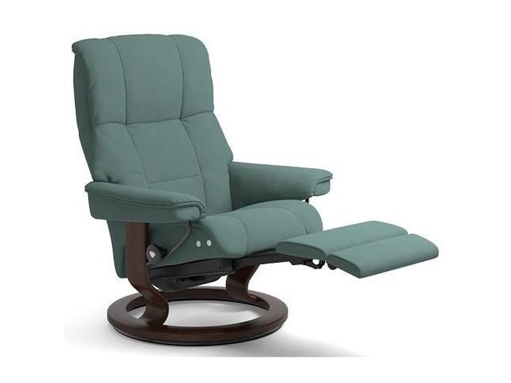 Stressless MayfairLarge LegComfort Chair with Classic Base
