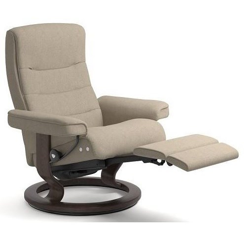 Stressless NordicLarge LegComfort Chair with Classic Base