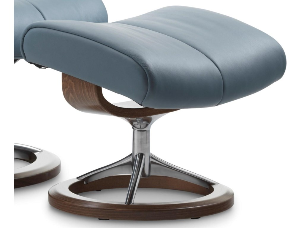 Stressless PeaceSignature Base Ottoman