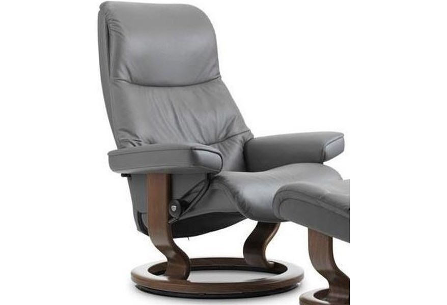 Reclining Chair With Clic Base