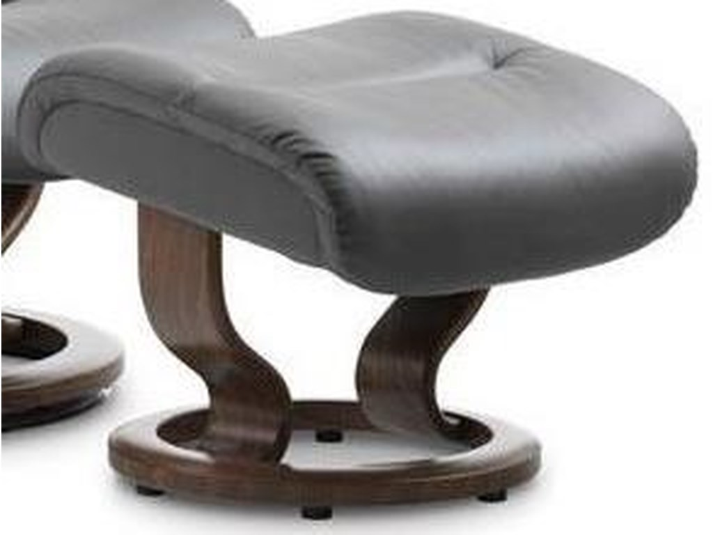 Stressless ViewClassic Base Ottoman