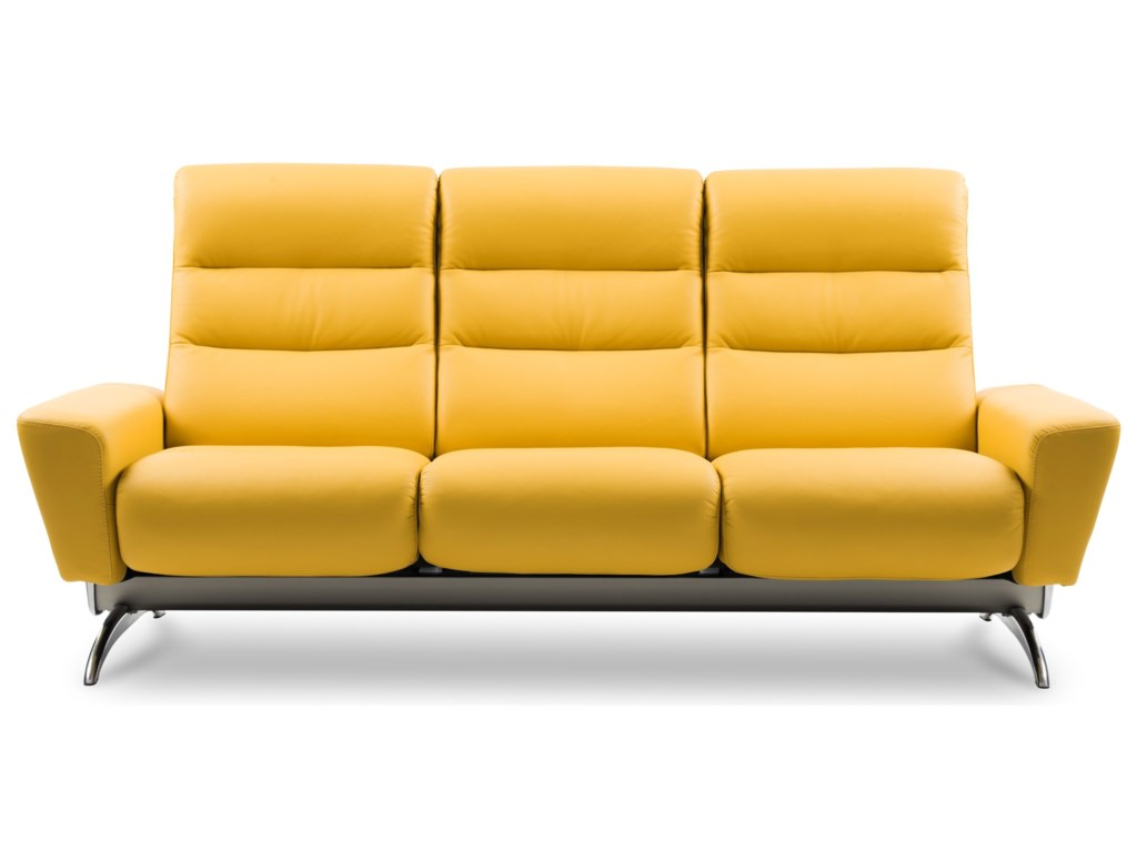 Stressless Stressless You Julia High-Back Reclining Sofa | Story ...