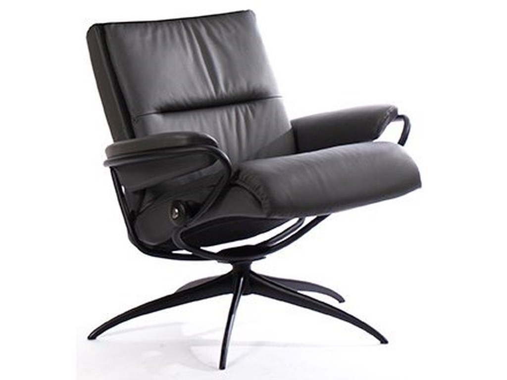 Stressless TokyoLow Back Chair with Star Base