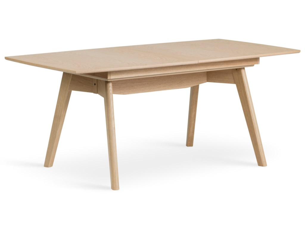 Stressless ToscanaDining Table with Integrated Leaf