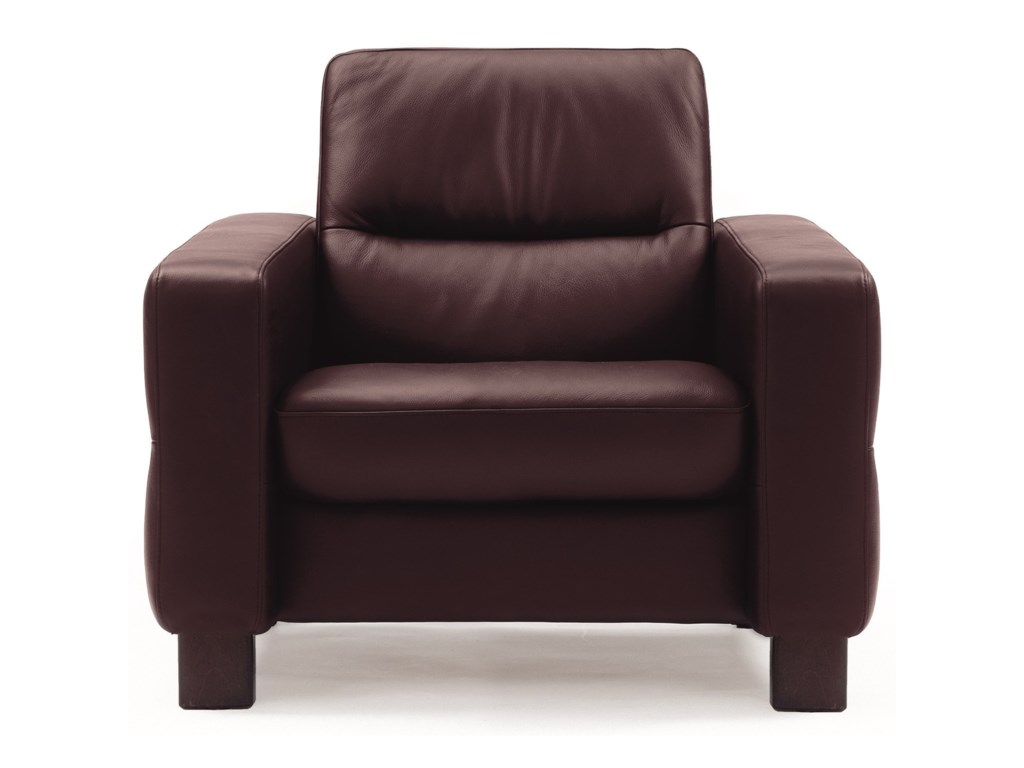 Stressless WaveLow-Back Reclining Chair