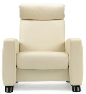 Stressless ArionHigh-Back Reclining Chair with Arms