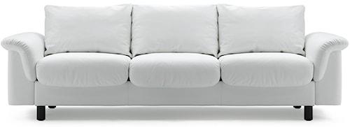 Stressless by Ekornes E300 3 Seat Sofa
