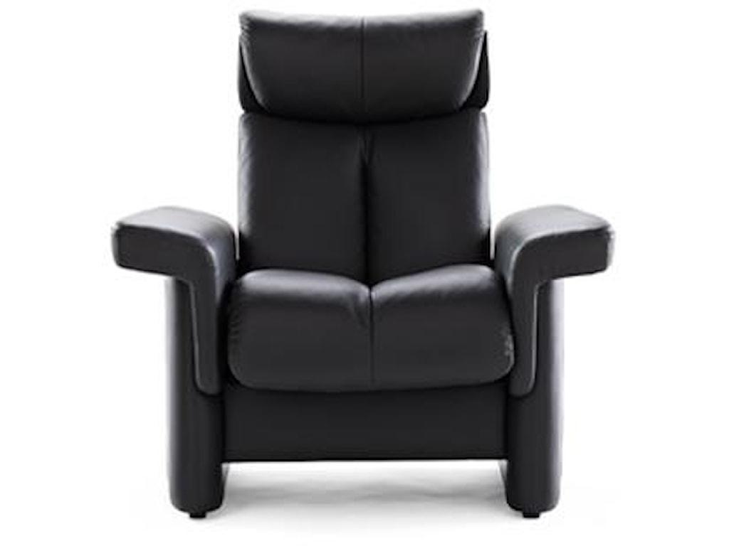 Stressless LegendHigh-Back Reclining Chair