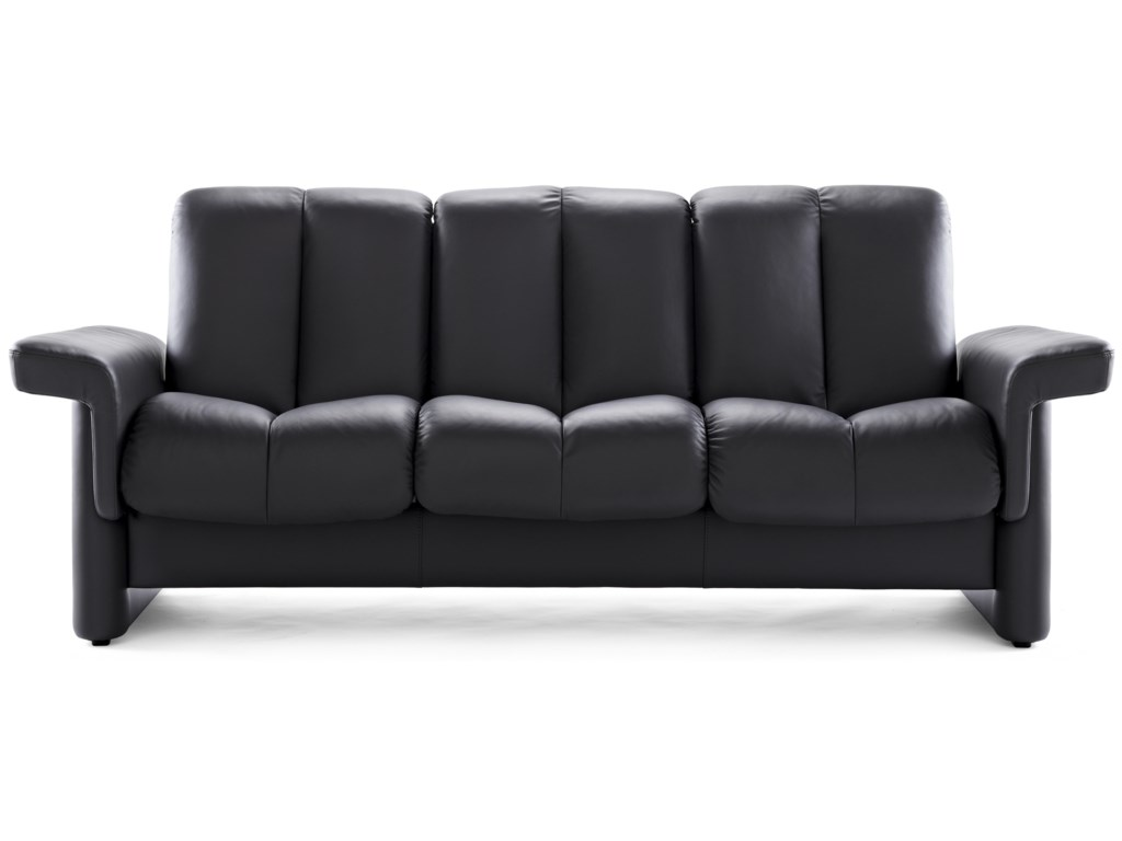 Legend Low Back Reclining Sofa By Stressless