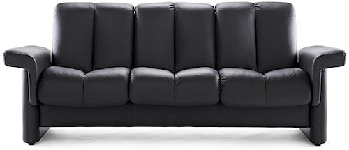 Stressless Legend Low-Back Reclining Sofa