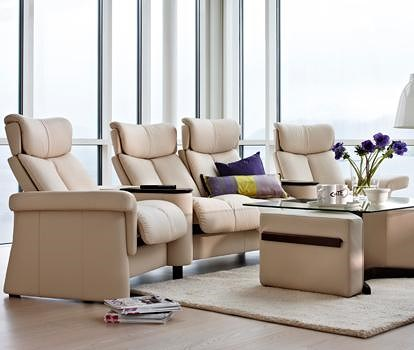 Stressless Legend Theater Seating Group