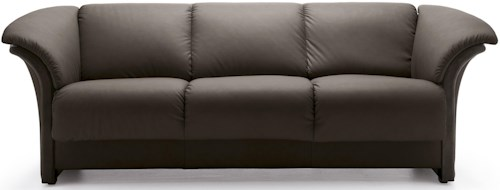 Stressless by Ekornes Manhattan Manhattan Stationary Sofa