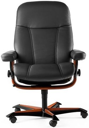 Stressless Consul Office Chair with Lumbar Support