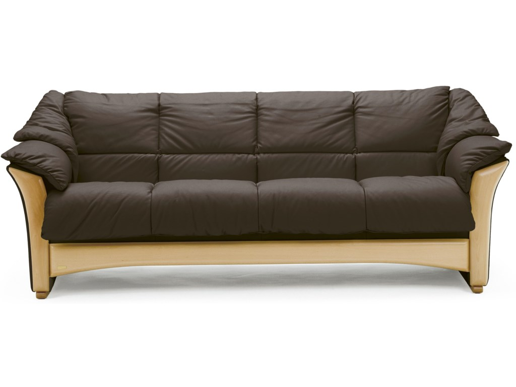 Stressless Oslo4 Cushion Sofa