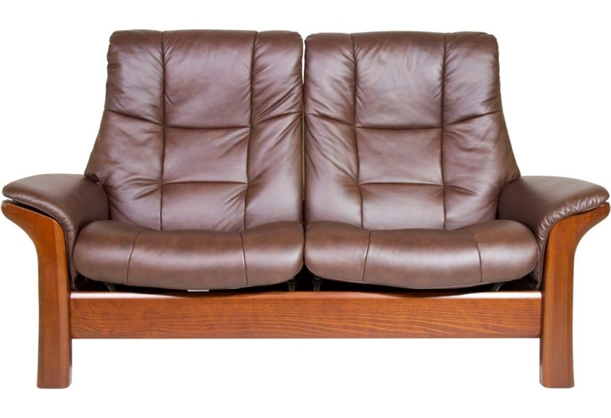 Buckingham High-Back 2-Seater Reclining Loveseat