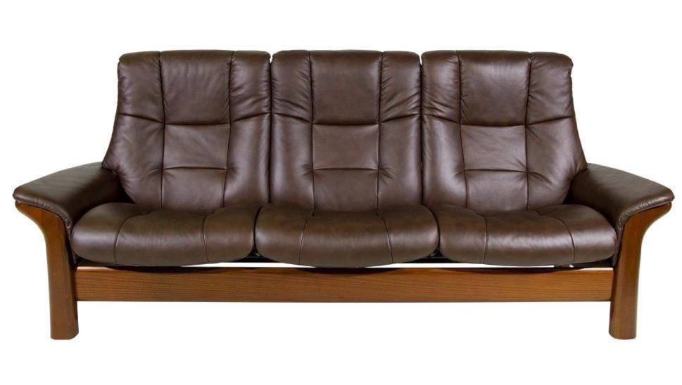 stressless reclining sofa stressless aurora 1444030 high back reclining sofa john v schultz