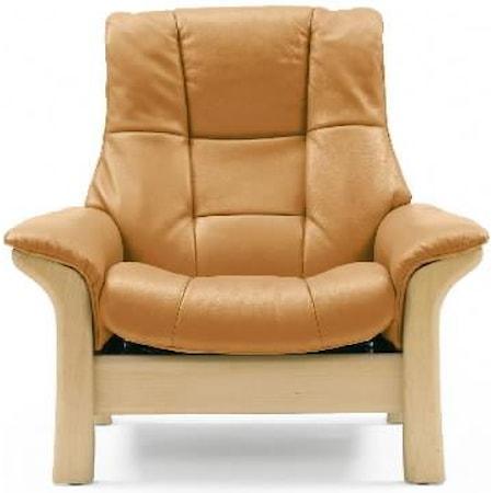 High-back Reclining Chair