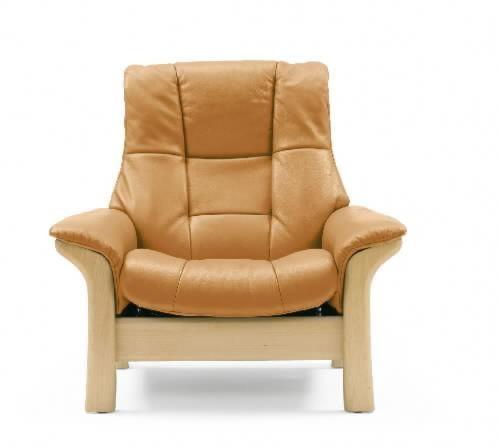Stressless Buckingham High-back Reclining Chair