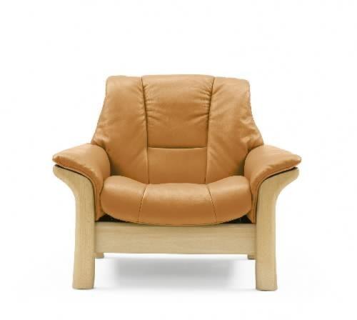 Stressless BuckinghamLow-Back Reclining Chair