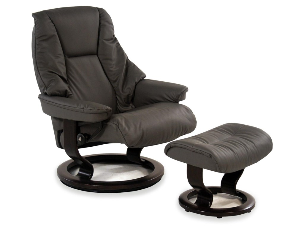Stressless by Ekornes LiveLarge Classic Chair