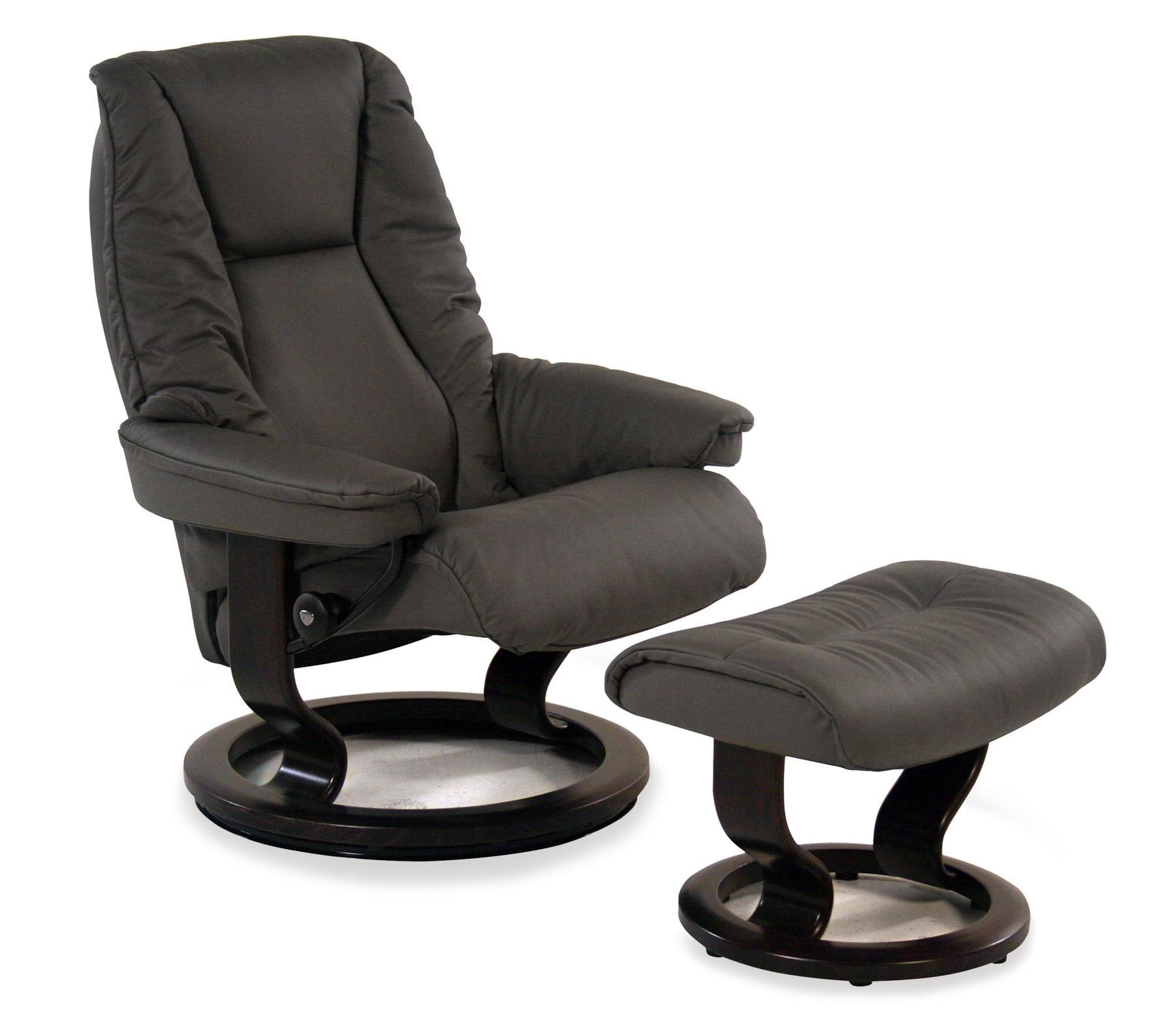 Stressless By Ekornes LiveMedium Classic Chair