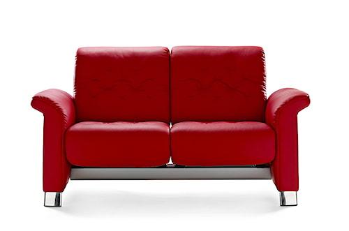 Stressless by Ekornes Stressless Metropolitan Contemporary 2 Seater Sofa