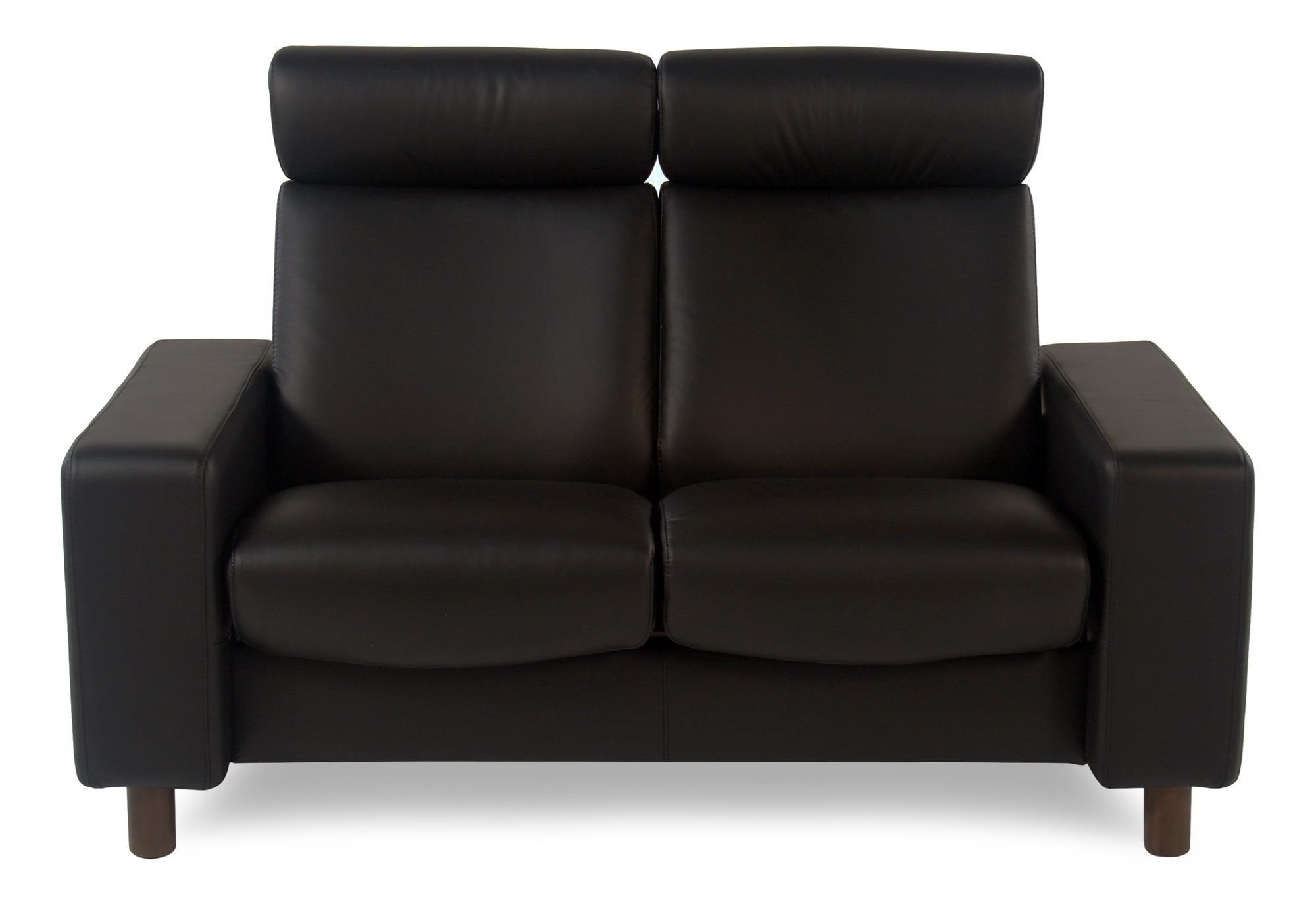 Stressless By Ekornes Pause2 Seat High Back Loveseat High Back Loveseat L47