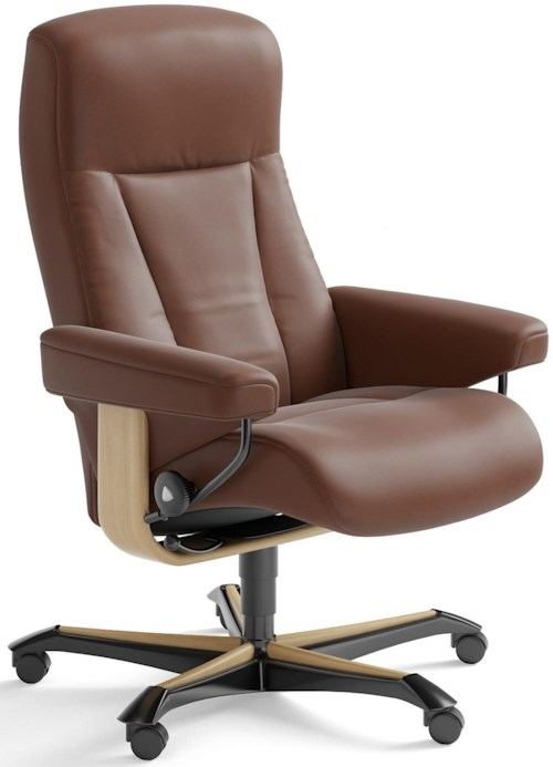 Stressless by Ekornes Stressless President Executive Office Chair