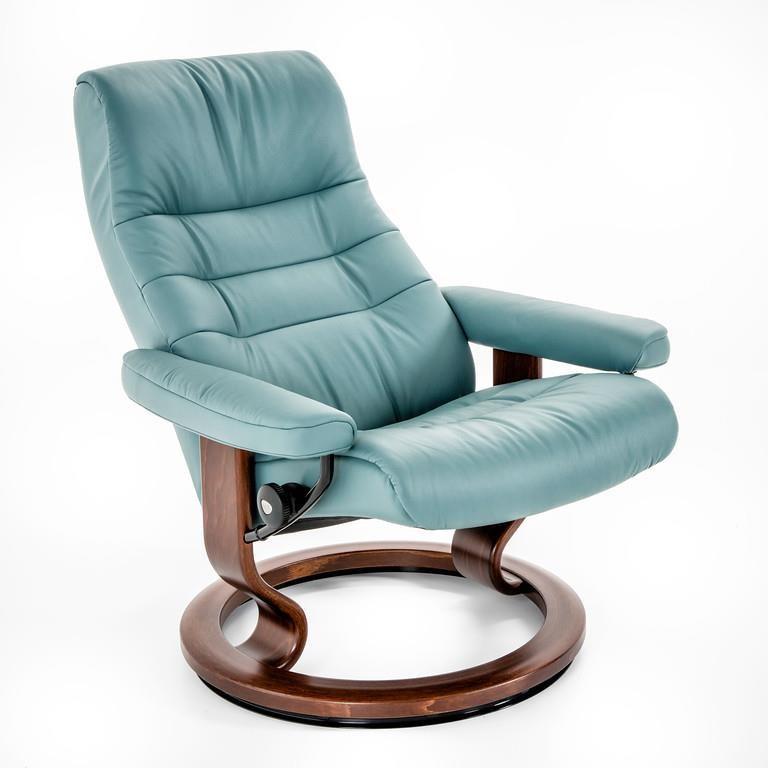 ... Stressless By Ekornes Stressless ReclinersMedium Opal Classic Chair ...