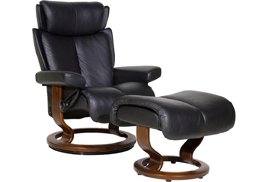 Stressless Magic Small Reclining Chair