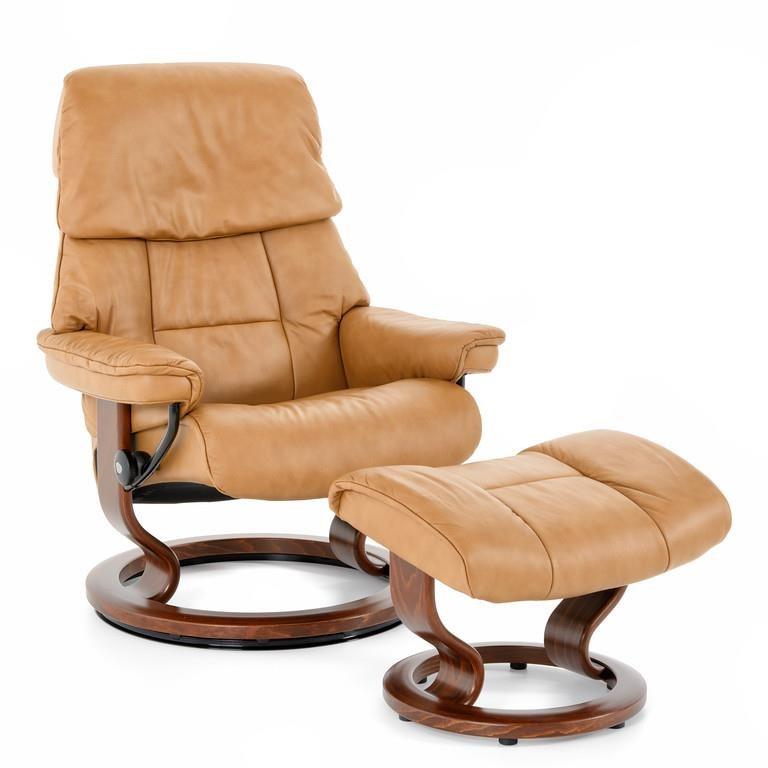 Superb Stressless By Ekornes Stressless RubyMedium Classic Chair ...