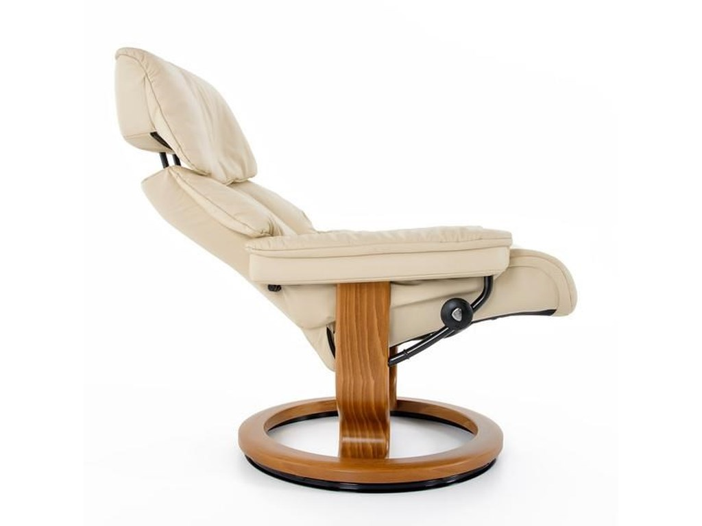 Stressless by Ekornes Stressless RubyMedium Classic Chair