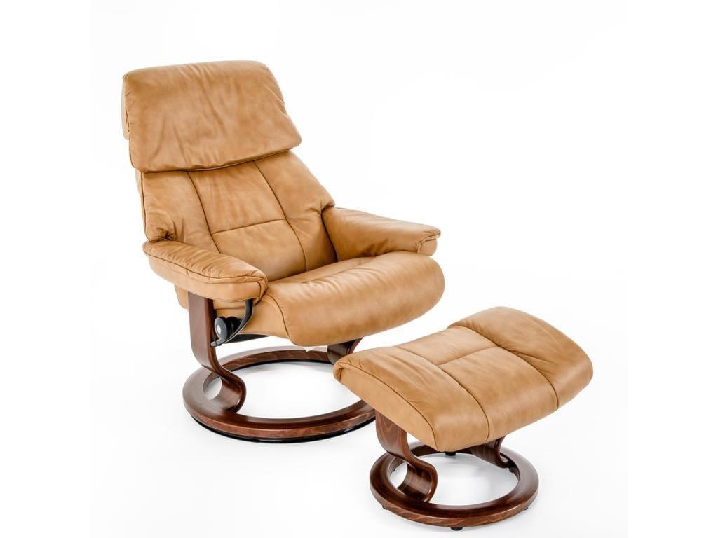 Stressless by Ekornes Stressless RubySmall Classic Chair
