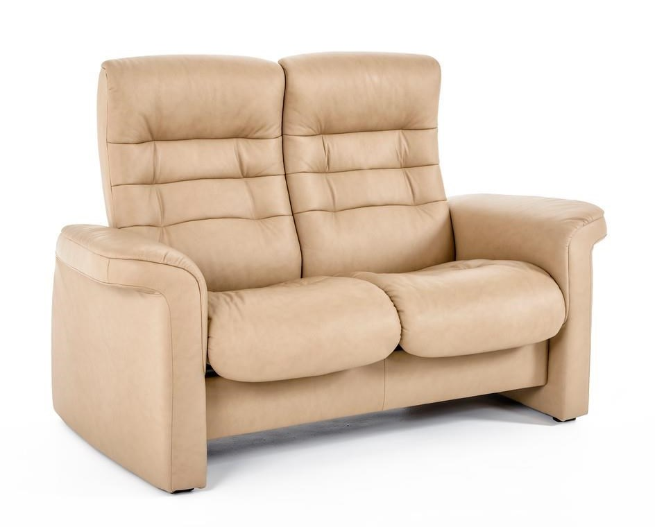 Stressless by Ekornes Stressless Sapphire2 Pc Low Reclining Loveseat