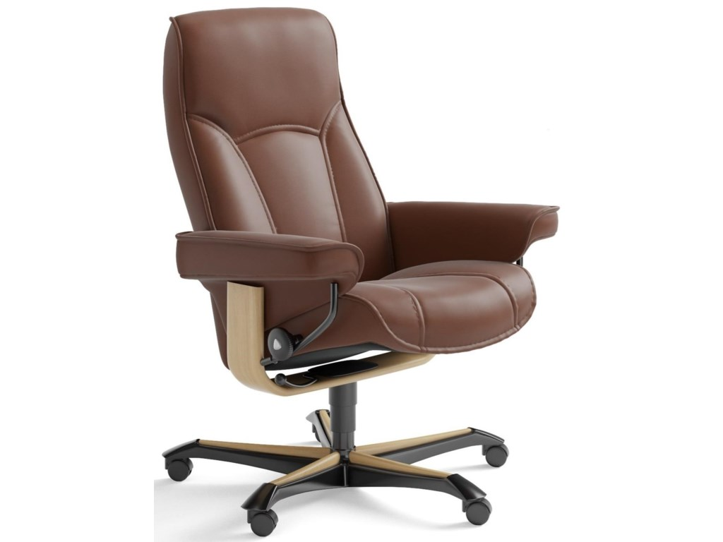 Stressless by Ekornes Stressless SenatorExecutive Office Chair
