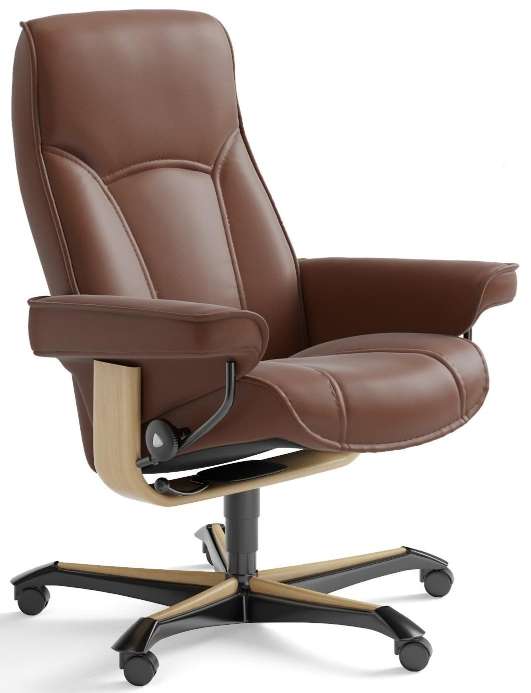 Stressless By Ekornes Stressless Senator Executive Office Chair