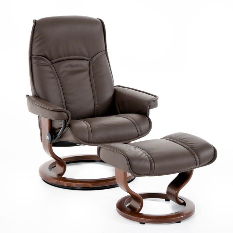 Stressless by Ekornes Stressless SenatorMedium Classic Chair