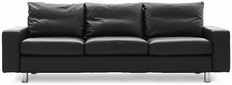 Stressless E200 3-Seater Sofa with Arms