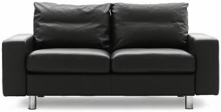 Stressless E200 2-Seater Loveseat with Arms