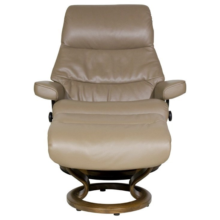 View Large Stressless Chair U0026 Ottoman By Stressless By Ekornes